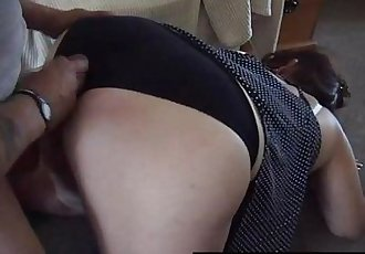 black panty fuck part 2 - 7 min
