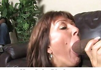 Milf interracial sex 1