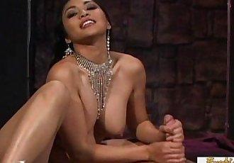 Super hot Asian slut is the best fuck ever - 24 min