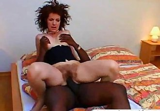 Giant hairy almost sixty year old slut - 4 min