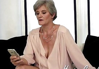 Grandma Is A Great Cock Sucker - 6 min