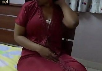 Mature indian wife live masturbation - www.fuck4.net - 4 min