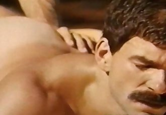 Vintage Gay Macho Fuck from BULLET VIDEOPAC 1