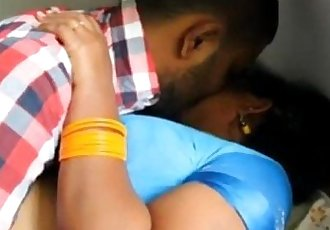New Bhabi Sex her old boyfriend on Adultstube.co - 3 min