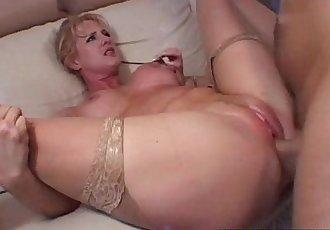 Bored Housewife Choke Fucked - 5 min