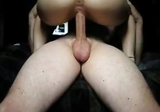 Milf Rides a Long Dick - 1 min 33 sec