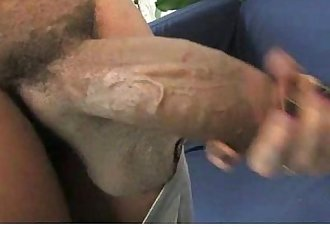 Black monster cock in my mommys pussy 15 - 5 min