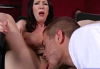 Hard Style Banged On Cam With Big Melon Tits Housewife movie-25