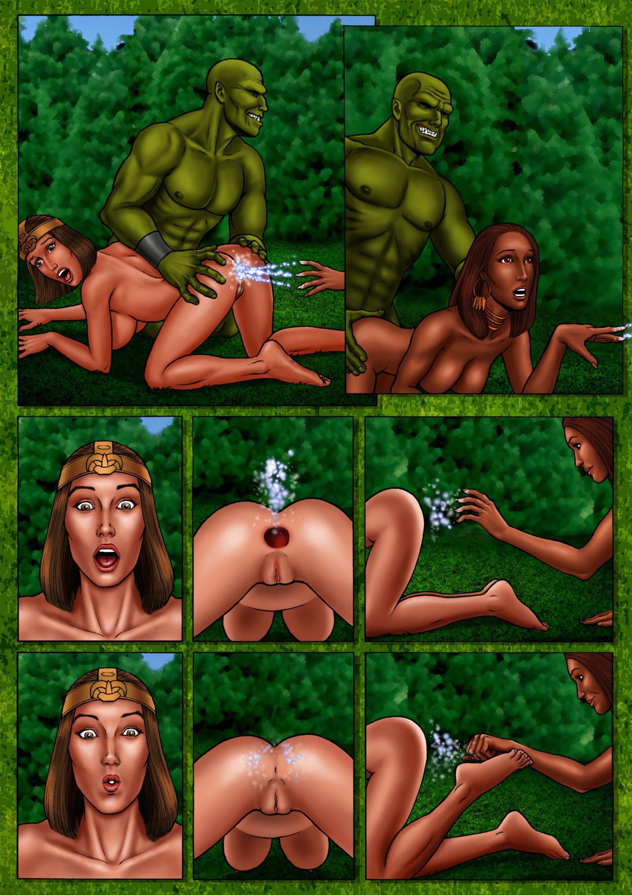 Ben 10: Alien Force fuckers - Dungeons and Dragons porn